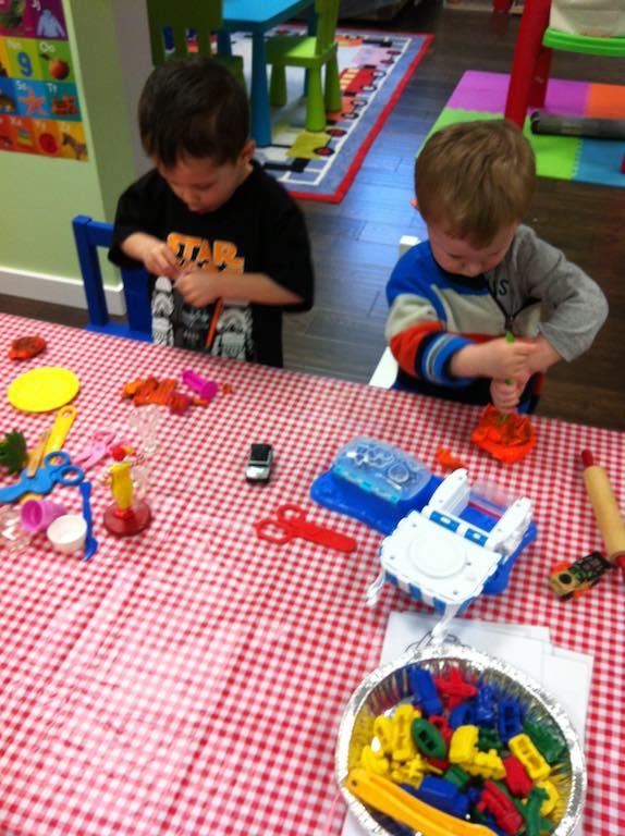 childcare in clayton surrey